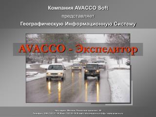 Компания AVACCO Soft