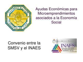 Ayudas Económicas para Microemprendimientos asociados a la Economía Social