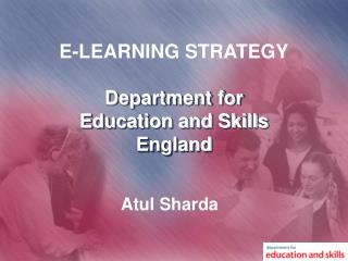 Department for  Education and Skills England