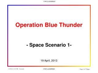 Operation Blue Thunder
