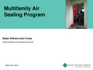 Multifamily Air Sealing Program