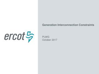 Next Generation Interconnection System