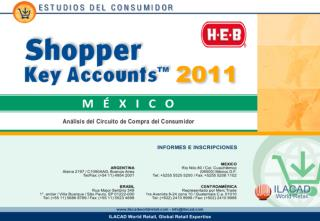 Key Account HEB