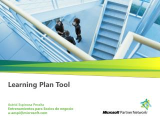 Learning Plan Tool