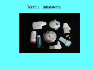 Terapia   Inhalatoria