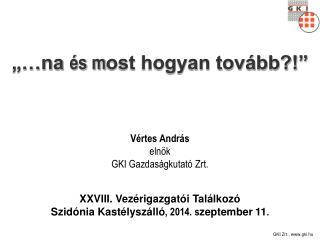 GKI Zrt., gki.hu
