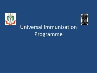 Universal Immunization Programme