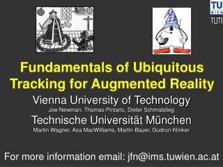 Fundamentals of Ubiquitous Tracking for Augmented Reality