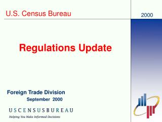 Regulations Update