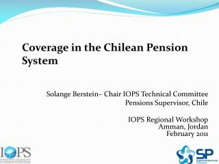 Coverage in the Chilean Pension System