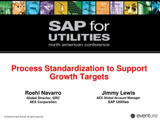 Process Standardization to Support Growth Targets