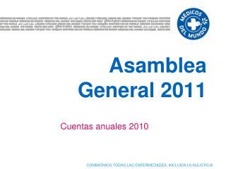 Asamblea General 2011