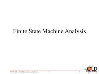 Finite State Machine Analysis