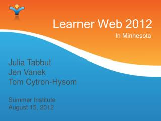 Learner Web 2012