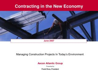 Contracting in the New Economy