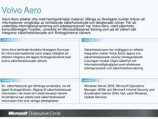 Volvo Aero