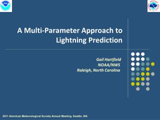 A Multi-Parameter Approach to Lightning Prediction