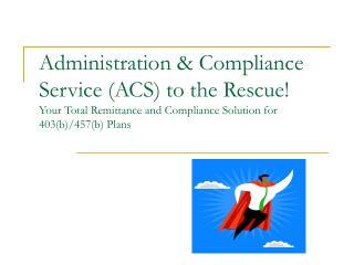 403(b) Regulation Requirements