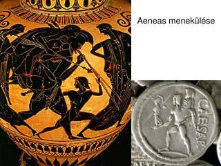 Aeneas menekülése
