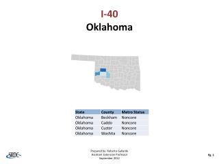 I-40 Oklahoma