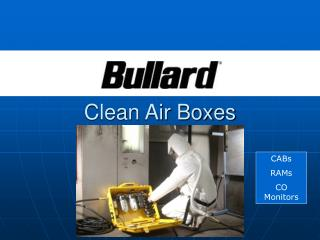 Clean Air Boxes