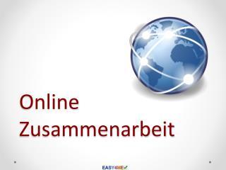 Online Zusammenarbeit
