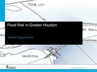 Flood Risk in  Greater Houston