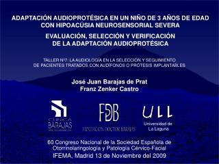 60 Congreso Nacional de la Sociedad Española de Otorrinolaringología y Patología Cérvico-Facial