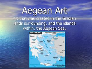 Aegean Art