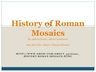 ehow/about_5375030_history-roman-mosaics.html
