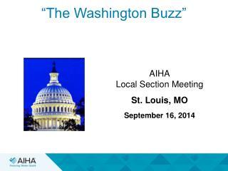 �The Washington Buzz�