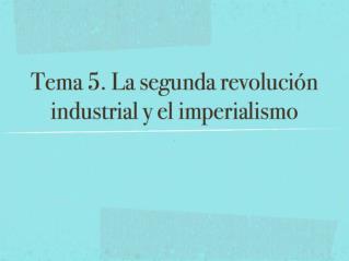 1. Las nuevas formas de capitalismo