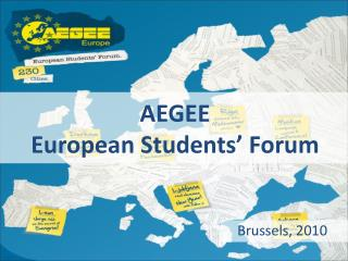 AEGEE European Students' Forum