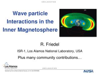 Wave particle Interactions in the Inner Magnetosphere
