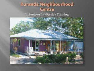 Kuranda Neighbourhood Centre