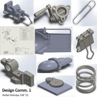 Design Comm. 1