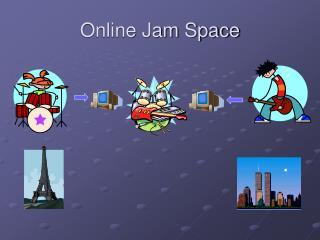 Online Jam Space