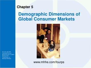 Demographic Dimensions of Global Consumer Markets