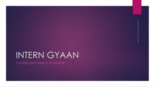 INTERN GYAAN