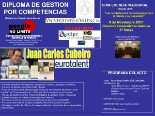 DIPLOMA DE GESTION POR COMPETENCIAS