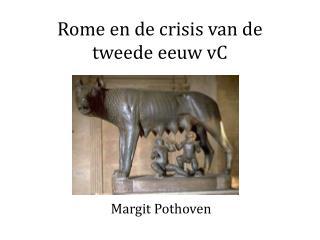 Rome en de crisis van de tweede eeuw vC
