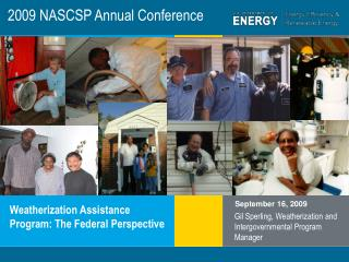 2009 NASCSP Annual Conference