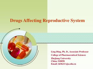 Drugs Affecting Reproductive System