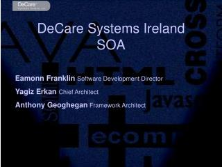 DeCare Systems Ireland SOA