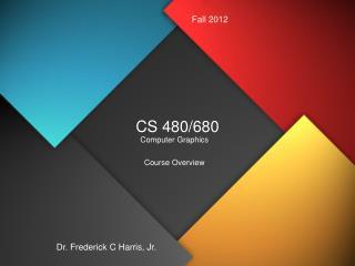 CS 480/680