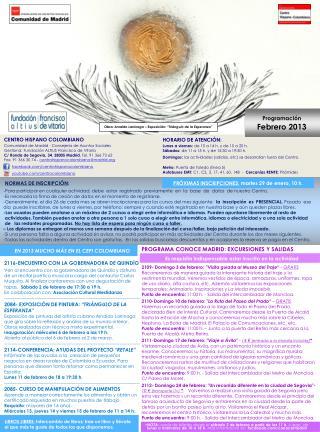 EN 2013 MUCHO MÁS EN EL CEPI COLOMBIANO     2116-ENCUENTRO CON LA GOBERNADORA DE QUINDÍO