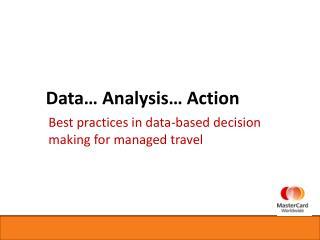 Data� Analysis� Action