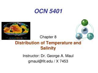 OCN 5401