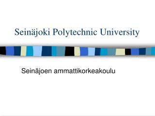 Seinäjoki Polytechnic University