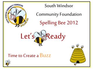 South Windsor Community Foundation Spelling Bee 2012
